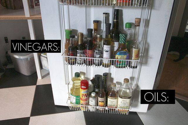 HomeFries | ORGANIZED: The Kitchen Pantry