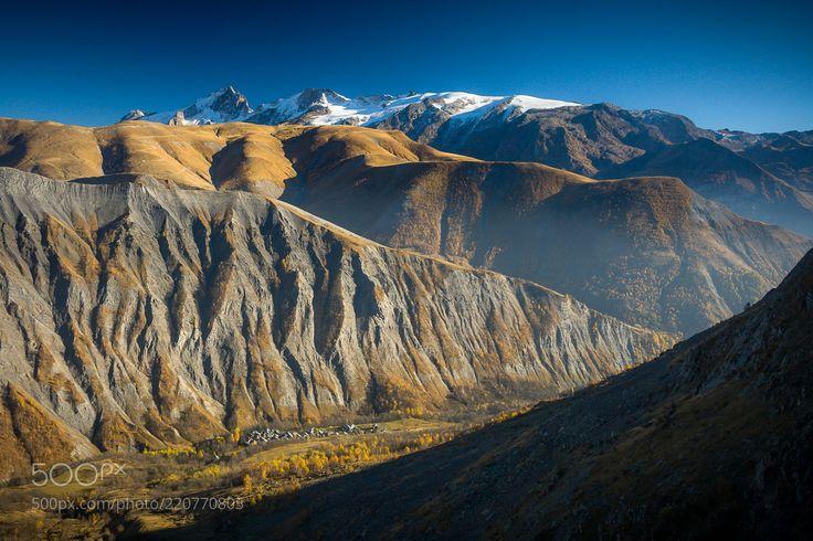 Clavans-le-Haut (Vincent Favre / FRANCE) #Canon EOS 400D DIGITAL #landscape #photo #nature