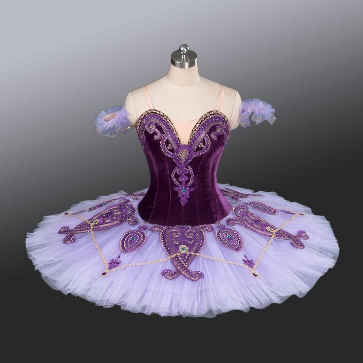 Transporte rápido chegada nova! Roxo profissional tutu de ballet com veludo roxo tutu panqueca tutus bailarina(China (Mainland))