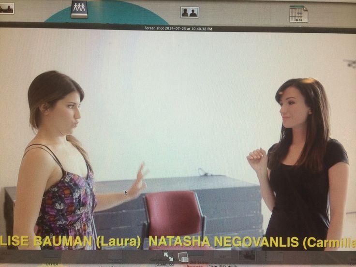 Elise and natasha dating