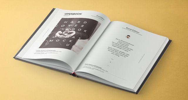 Mockup Libro PSD v3