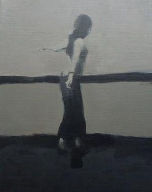 "Saatchi Online Artist Chris De Becker; Painting, ""The River"" #art"