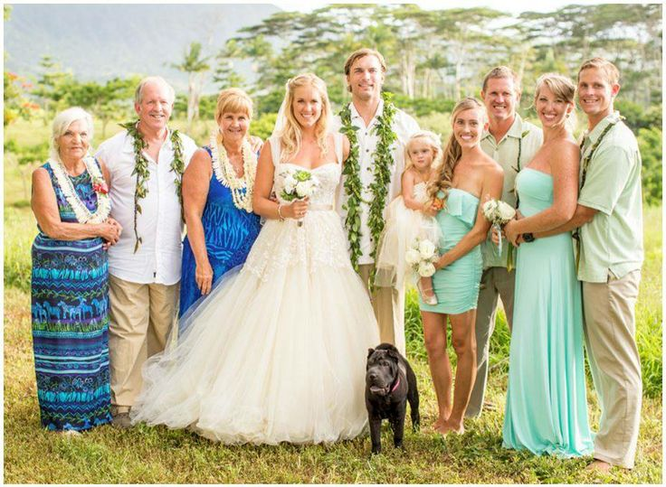 Perfect Hawaii Wedding Soul Surfer Bethany Hamilton