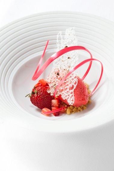 Quince #Restaurant #SF #plating #presentation
