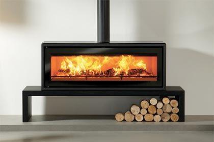 Stovax wood heating
