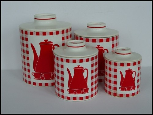 38 best western kitchen images on pinterest canister sets kitchen canisters and vintage canisters - Western canisters for kitchen ...