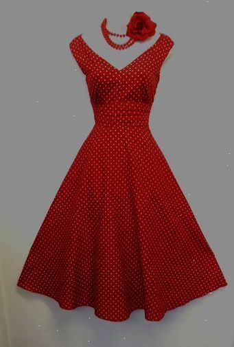 69581ee378 Brilliant   50s Style Dresses Mother Of The Bride. Brilliant   50s Style  Dresses Mother Of The Bride. Vintage Red ...
