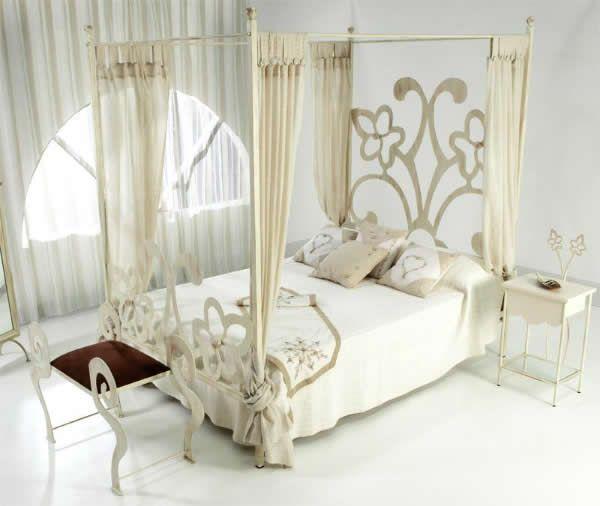 Die besten 25+ Traditionelle himmelbetten Ideen auf Pinterest - romantisches schlafzimmer mit himmelbett gestalten