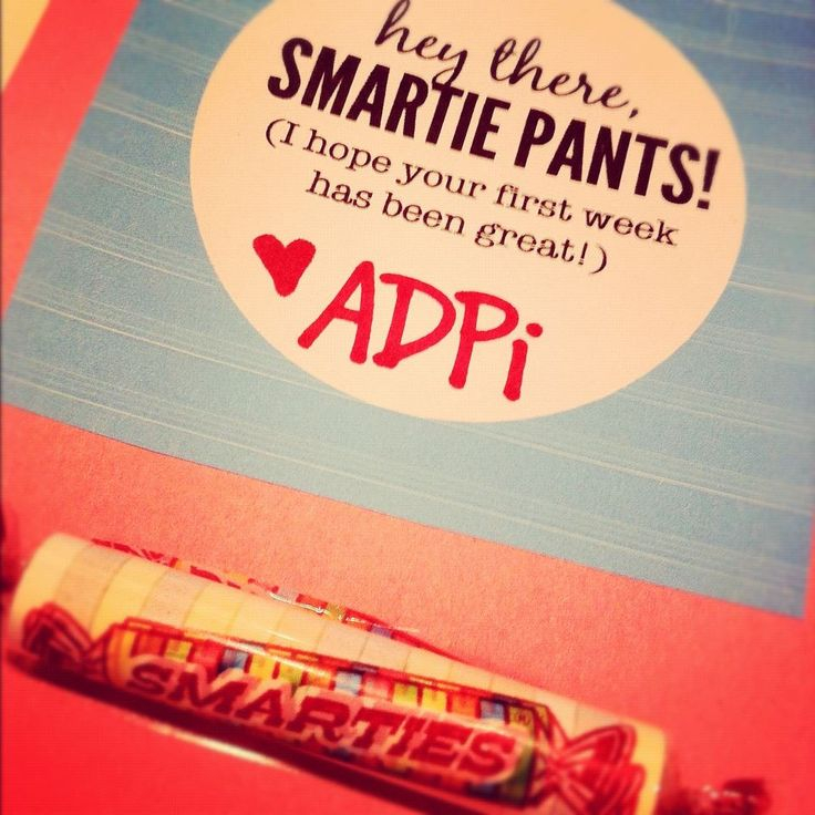 Great PR idea for #ADPi Chapters