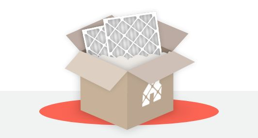 Wanna save heating costs? Change your filter!  First one is free w/@filtereasy - Delivered to your doorstep, fit perfectly and cost less than heading to the store!