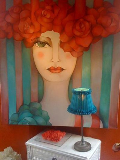 Karina Chavin | Pintando caras