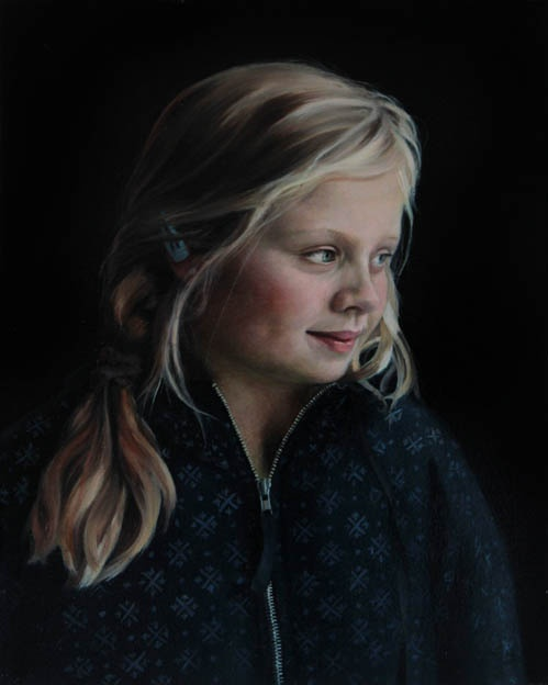 Natascha van den Berg (painting)