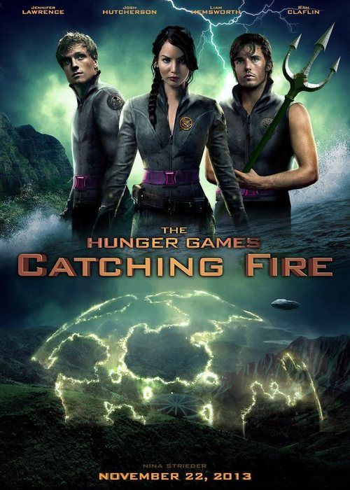 This is most definitely the best fan-made poster I've seen so far!: Catch Fire Poster, Cant Wait, The Hunger Games, Catching Fire, Art Poster, Hungergam, Movies Poster, Fans Art, Catch Fire Movies