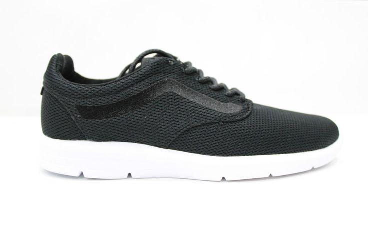 Vans Iso 1,5 Plus Scarpe Sneakers basse unisex Nero V4O07LM