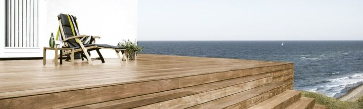 Cleaning and maintenance of outdoor wood –– Advice on how to clean and maintain outdoor wooden furniture, wooden decks, fences etc. www.wocadenmark.com