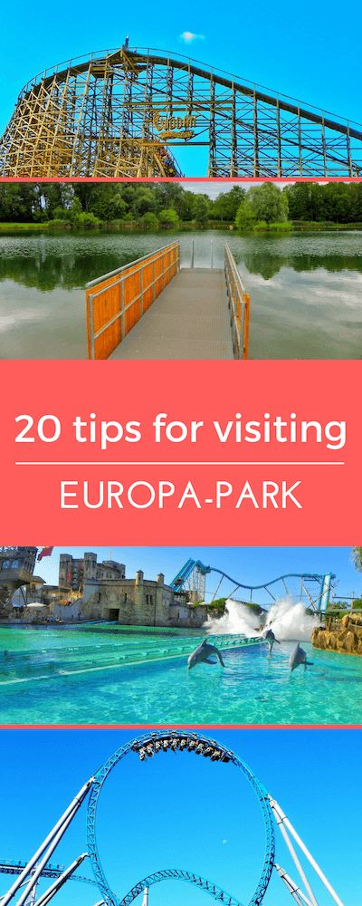 Europa-Park is ranked the number one theme park in Europe according to trip advisor. If you travel to Europe or go on holiday to the Black Forest in Germany this is well worth a visit. The park is enormous and you would never manage to get around it all i