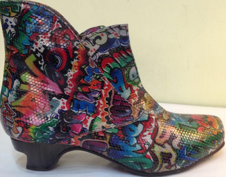 Lisa Tucci shoes.  Fabulous fashion for your feet.