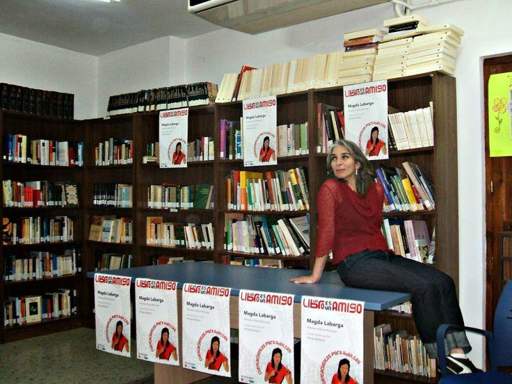 Blog Biblioteca de Alange: Cuentacuentos en la biblioteca con Magda Labarga