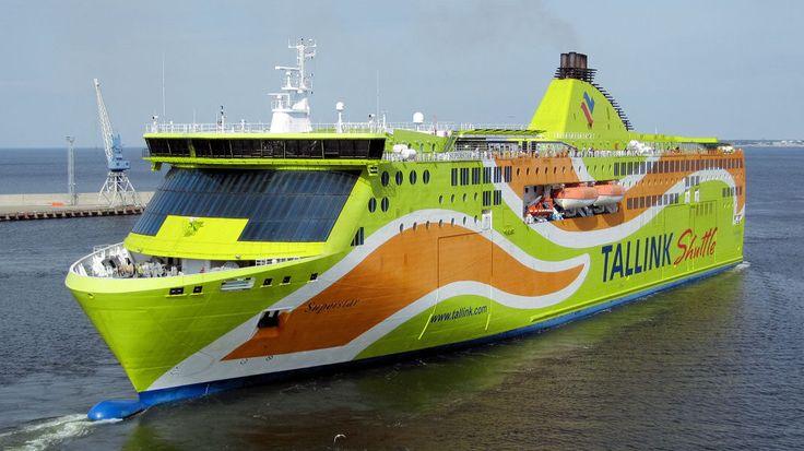 M/S Superstar (Tallink Silja) 2008