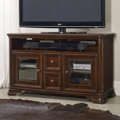 Hooker Furniture Haddon Hall 54 Inch Entertainment Console