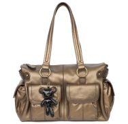 Il Tutto Mia Bronze baby changing bag
