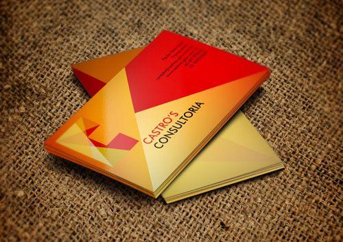 Creative Business Cards Design 1