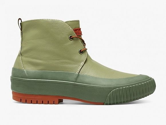 Vintage-Style Waterproof Boot by PF Flyers