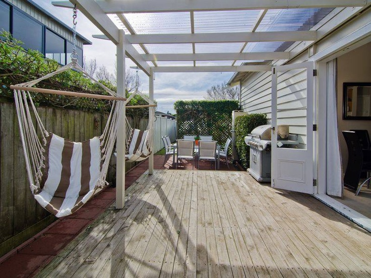 Clearlite Roof Over Deck Covered Deck Ideas Pinterest