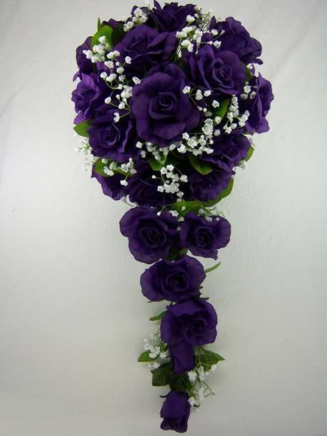 purple flowers wedding bouquets 17 best images about s luck on 6898