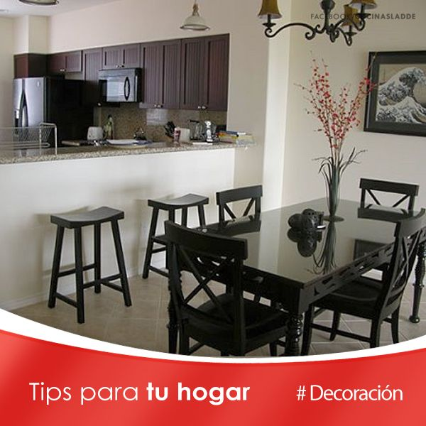 Ideas para decorar una cocina peque a puedes hacer una for Como remodelar una cocina