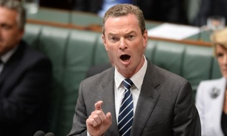Christopher Pyne's fury at 'illegitimate' SA government smacks of sore loser