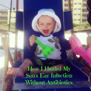 Treating ear infections naturally with essential oils.