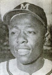 "Henry ""Hank"" Aaron (born February 5, 1934), nicknamed ""Hammer,"" or ""Hammerin' Hank,"" is a retired American baseball right fielder who played 23 seasons in Major League Baseball (MLB) from 1954 through 1976. Aaron spent 21 seasons with the Milwaukee and Atlanta Braves in the National League (NL) before playing for the Milwaukee Brewers of the American League (AL) for the final two years of his career. Aaron is considered to be one of the greatest baseball players of all time."