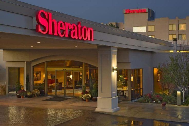 Sheraton Portland Airport Hotel, Portland
