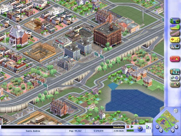 Sim City 3000 [PC]