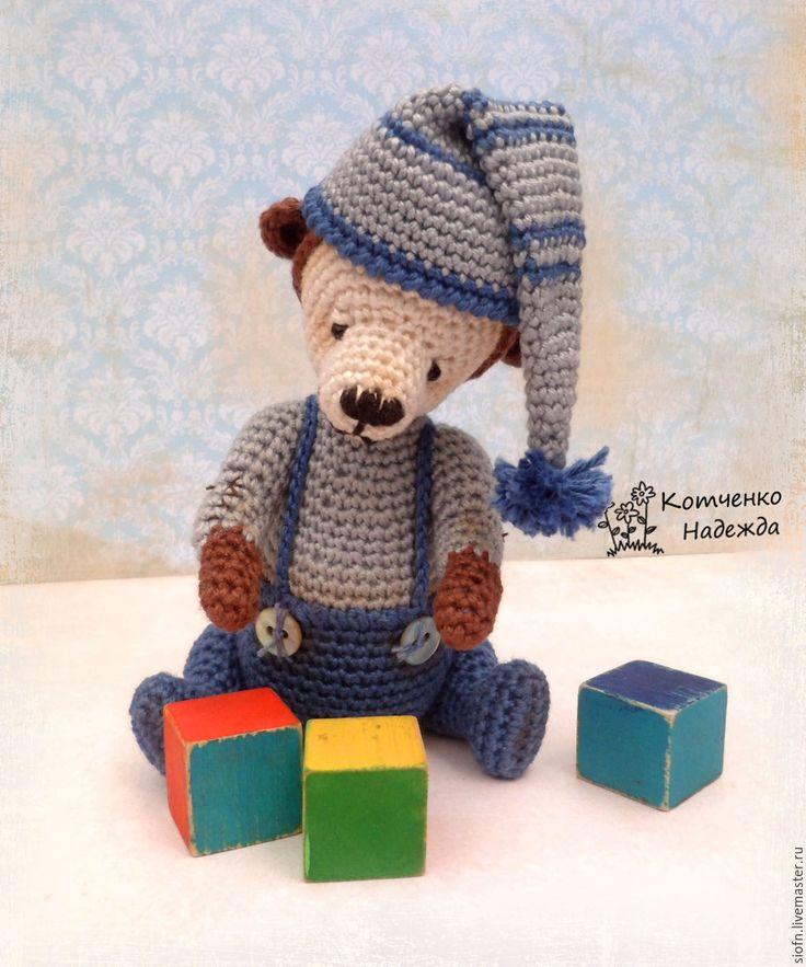 Медвежонок Сну -  ручная работа