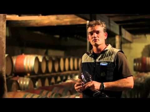 Meet Duan, winemaker at Marklew Wines ...