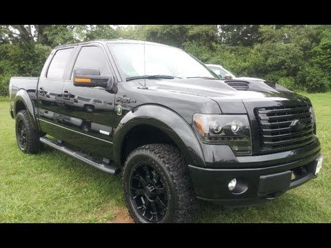 ford f 150 black ops edition | 2012 FORD F-150 BLACK OP'S EDITION 3.5 SUPERCREW 4X4 FX4 TUSCANY FORD ...