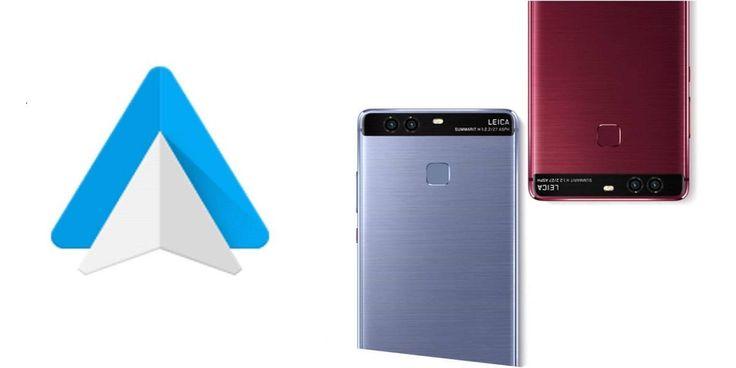 Update für Huawei/Android Auto angekündigt #Shortnews #Software #Android_Auto