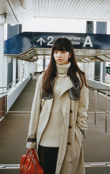Nana Komatsu / 小松 菜奈