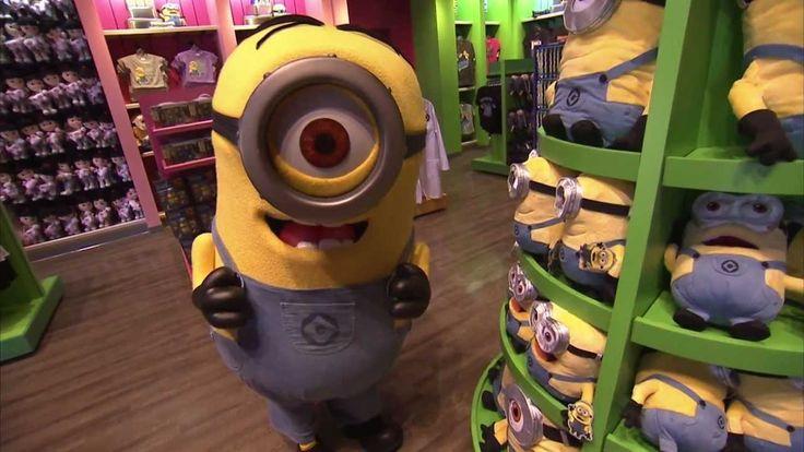 Minion Mayhem at Universal Orlando