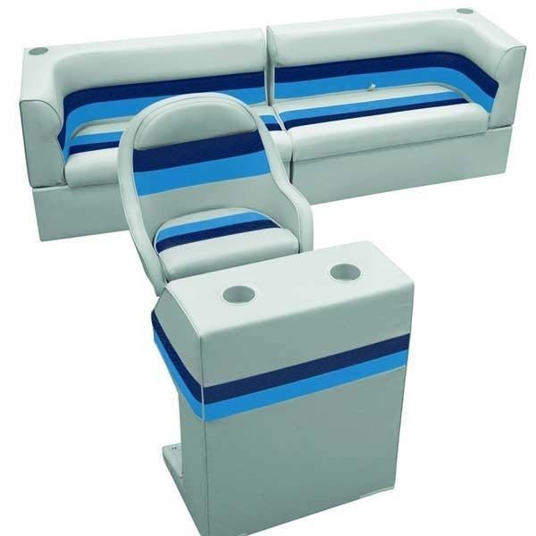 Best 20 pontoon seats ideas on pinterest for Pontoon boat interior designs
