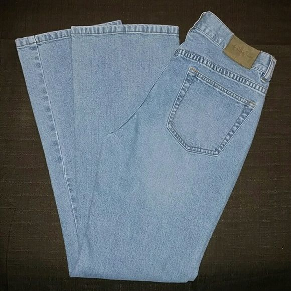 I just discovered this while shopping on Poshmark: Vintage Calvin Klein Light Denim Jeans Mom Jean's. Check it out!  Size: 2