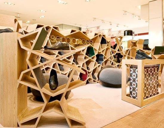 Creative Shoe Store Design Ideas Retail Pinterest