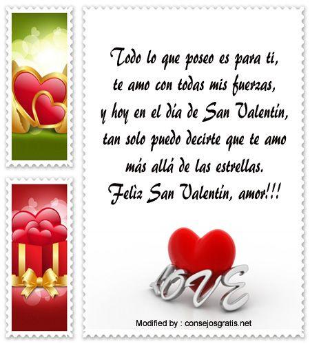 tarjetas del dia del amor y la amistad para facebook,saludos del dia del amor y la amistad para compartir por Whatsapp: http://www.consejosgratis.net/bellas-frases-de-amor-por-san-valentin/