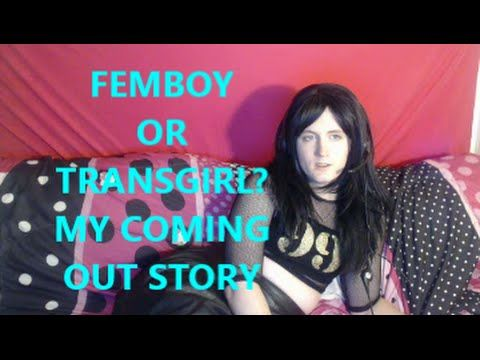 femboi or transgirl? my coming out story: