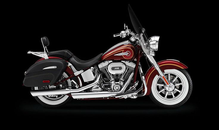 featuring a set of small upgrades and continuing to offer the same high class performances as the previous generations the 2014 harley davidson cvo softail deluxe has all it needs to remain the segment leader. in terms of style the 2014 harley davidson cvo softail deluxe comes with high impact paint and graphics 9 spoke cast wheels and stretched fenders. at the heart of the motorcycle stays harley s legendary twin cam 110 engine which delivers a generous torque rated at 110 ft.lbs. at nbsp…