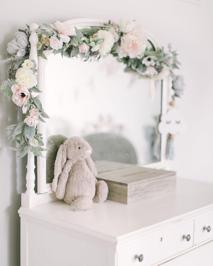 Makeover do quarto da menina da criança   – Katie Lamb Blog
