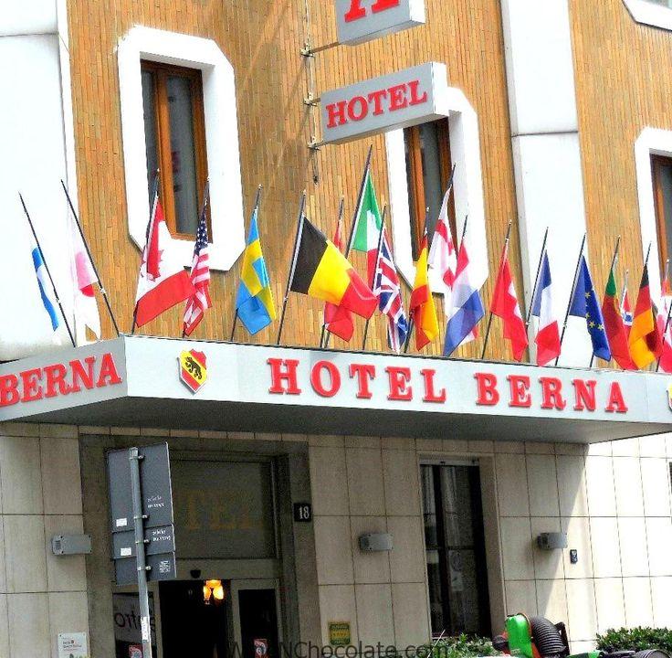 Hotel Berna, Milan Italy