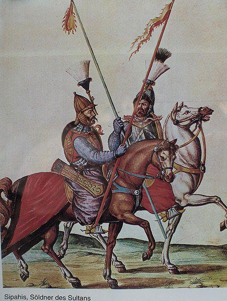Sipahis of Ottoman Empire